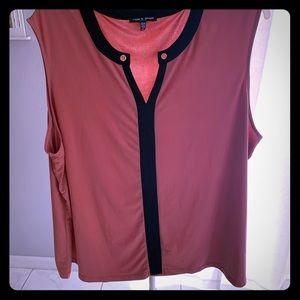 Mauve/dusty rose color shirt